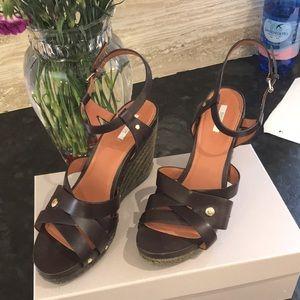 Geox Wedge Sandals